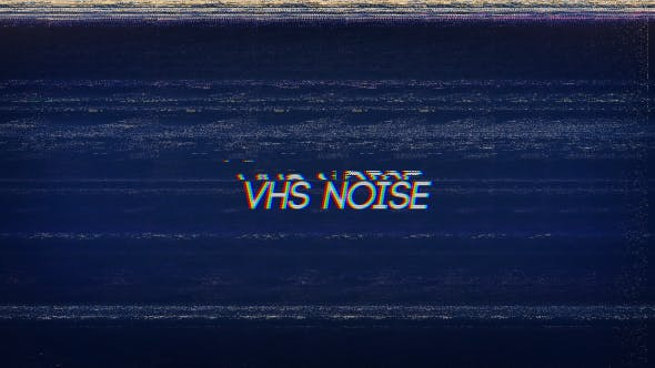 Thumbnail for VHS Noise 11
