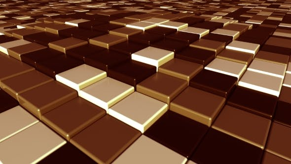 Thumbnail for Moving Brown Square Tiles