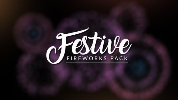 Thumbnail for FESTIVE - Fireworks Pack