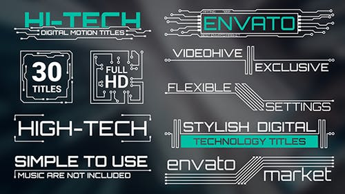 Hi-Tech Titles