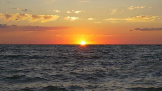 Thumbnail for The Sun Touches the Horizon