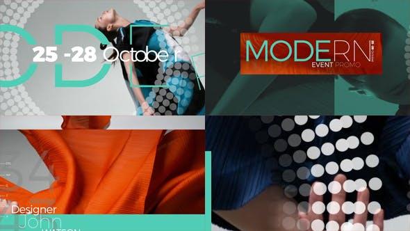 Thumbnail for Modern Event Promo