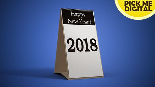 Cover Image for Happy New Year Calendar