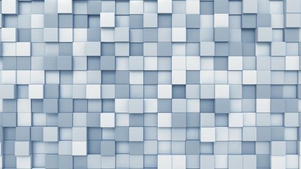 Thumbnail for Moving Light Blue Squares