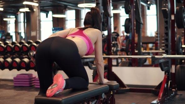 Thumbnail for Fitness Motivation Women Bodybuilding