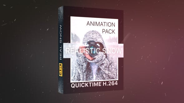 Thumbnail for Realistic Snow Effects Pack
