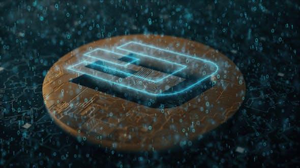 Thumbnail for Dash Digitale Kryptowährung