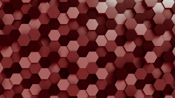 Thumbnail for Moving Red Hexagons