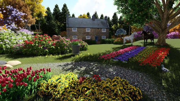 Cover Image for Sweet Garden