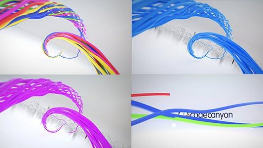 Thumbnail for Revelar el Logo de la cinta de colores