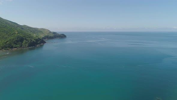 Thumbnail for Coast of the Palau Island. Philippines