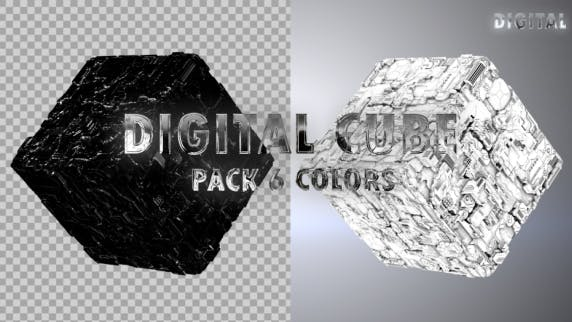Thumbnail for Digital Cube