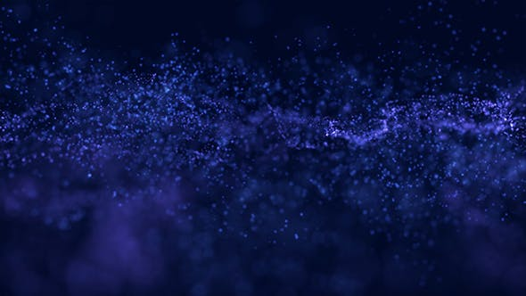 Thumbnail for Blu Particles in the Space