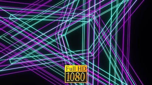 Tanzende Linien HD