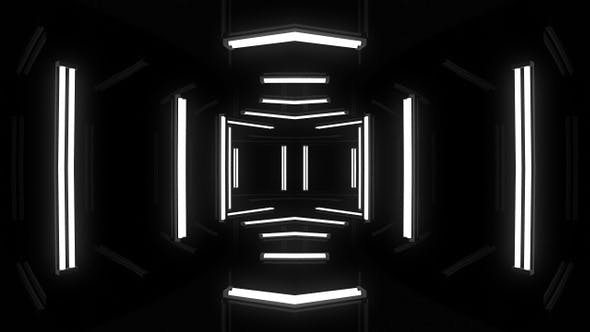Cover Image for 15 Abstract Tunnel Vj Loop Pack