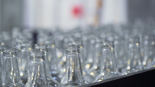 Thumbnail for Glass Bottle Factory Conveyor Belt