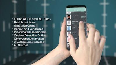 Smartphone App Promo