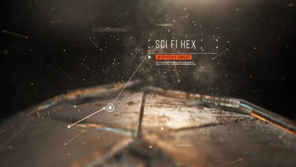 Cover Image for Sci Fi Hex