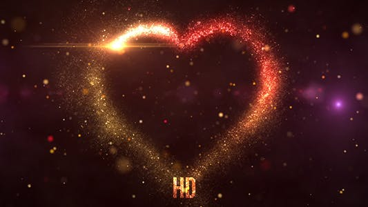 Thumbnail for Particles Heart