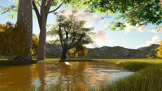 Thumbnail for Lake Landscape