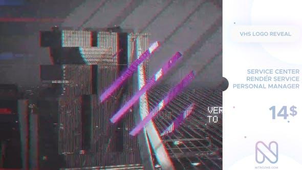 Thumbnail for VHS Logo Reveal