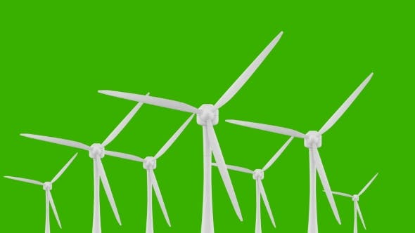 Thumbnail for Wind Power Technology Clean and Renewable Energy Solution