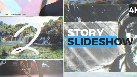 Thumbnail for Story Slideshow 4K