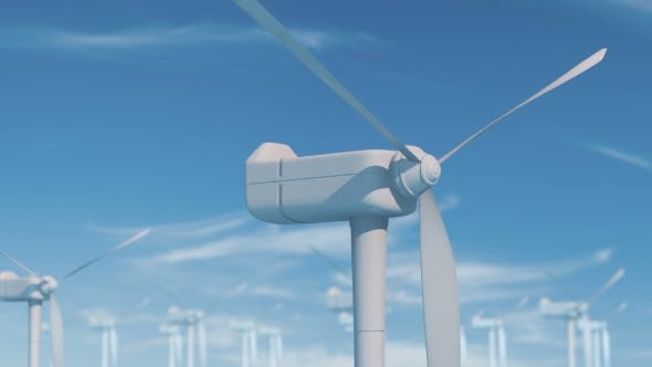 Thumbnail for Wind Power Technology Turbine