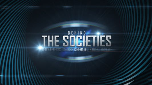 Thumbnail for Behind Societies - Trailer