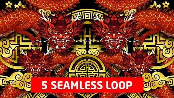 Thumbnail for China Dragon 5 in 1 Vj