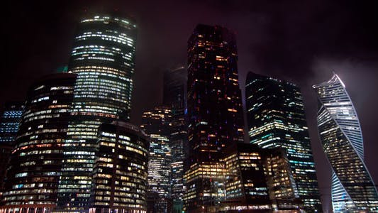Thumbnail for Moscow Skyscrapers
