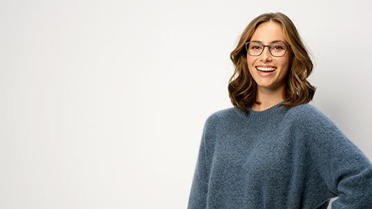 Cover Image for Gesturing Girl in Sweater