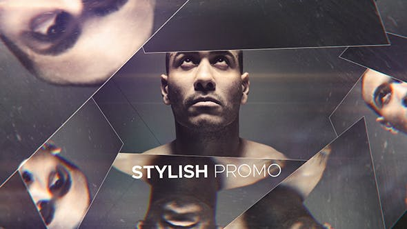 Thumbnail for Stylish Promo | After Effects Template