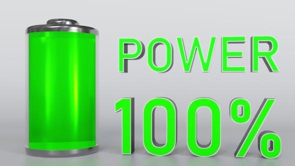 Thumbnail for Decreasing Power Indicator