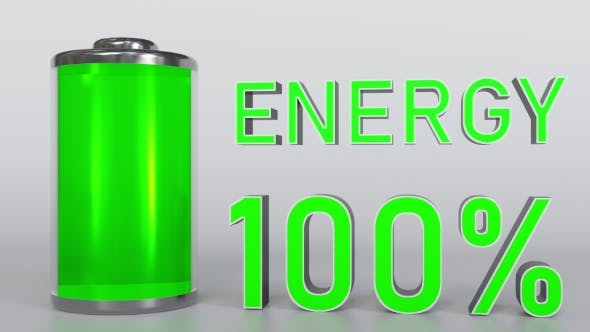 Thumbnail for Energy Indicator Getting Low