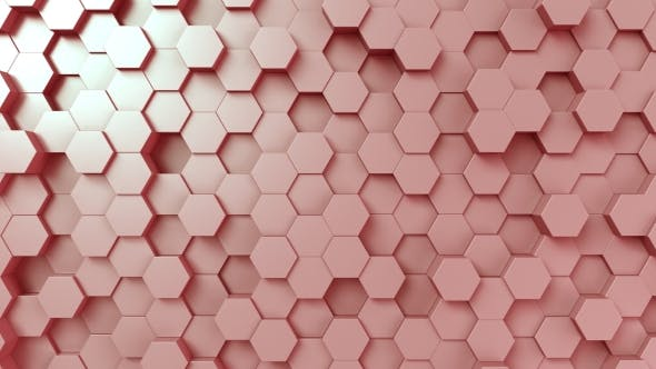 Thumbnail for Pink Hexagonal Surface