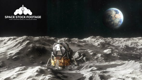 Thumbnail for Apollo 11 Moon Landing Pack