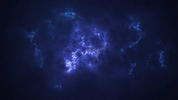 Thumbnail for Dark Clouds Particles Background Loop