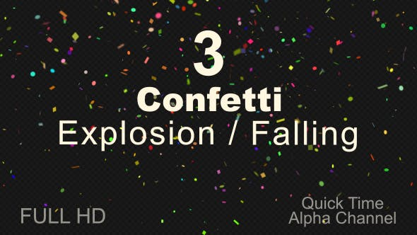 Thumbnail for Confetti Explosion