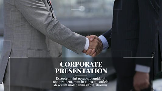 Thumbnail for New Line - Corporate Presentation
