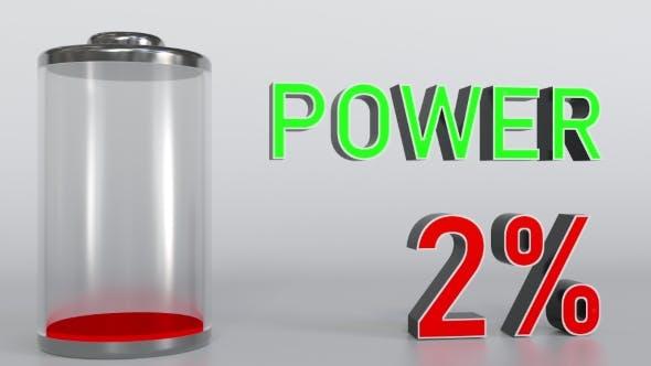 Thumbnail for Charging Battery Indicator