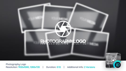 Photography Logo Reveal