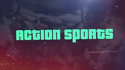 Thumbnail for Sports d'action