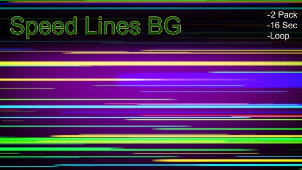 Thumbnail for Speed Lines BG 01