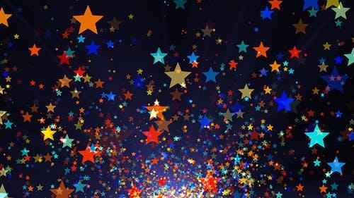 Colorfull Stars