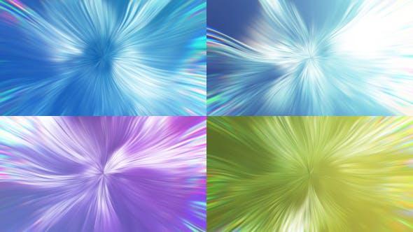 Shimmer Waves