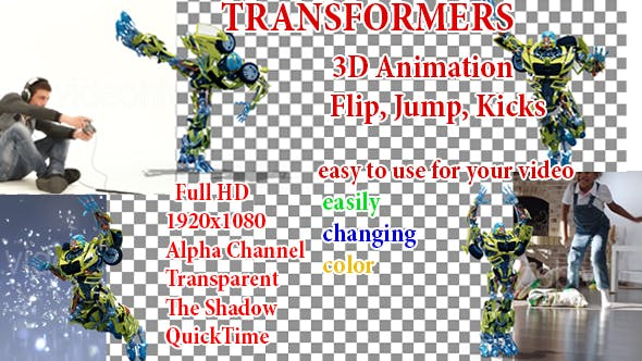 Thumbnail for Transformer