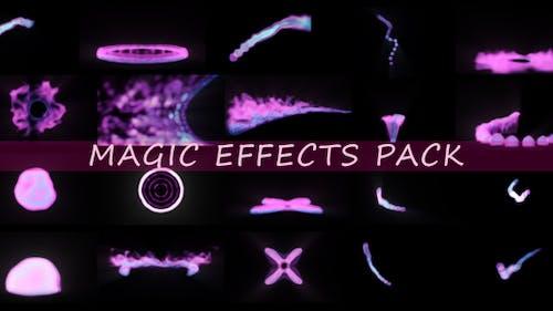 Pack Effets Magiques