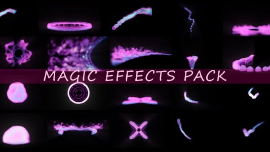 Thumbnail for Magic Effects Pack