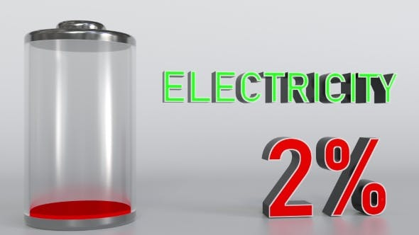 Thumbnail for Electricity Indicator Goes Up